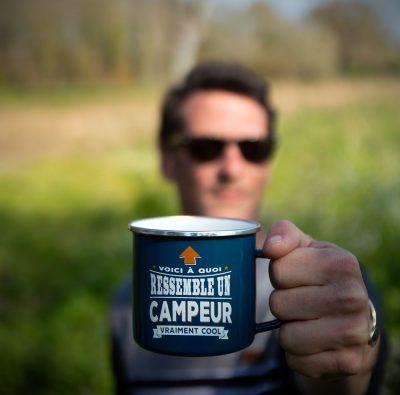 Camping avec la mini caravane Carapate