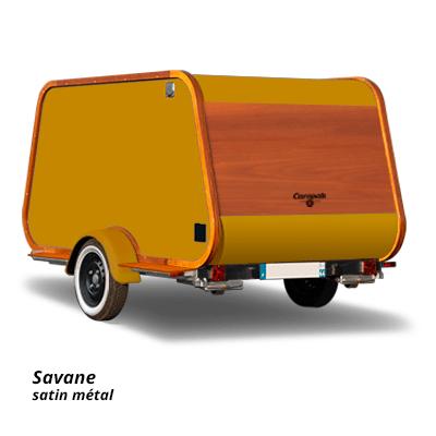 Carapate Aventure - Modèle Carriole - couleur savane