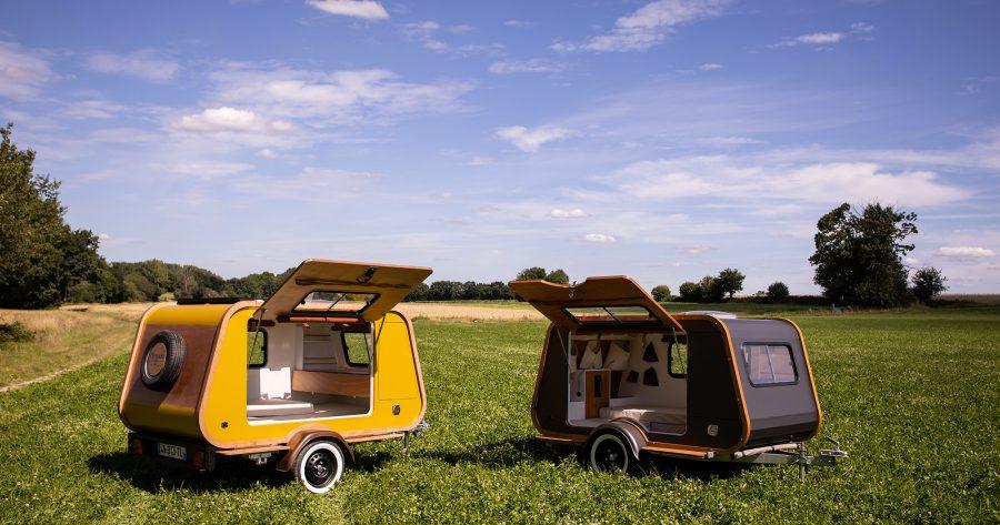 Carapate Aventure - Mini Caravane