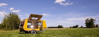 Mini Caravane Carapate