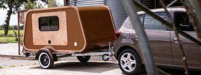 La carriole, la mini caravane pas chère