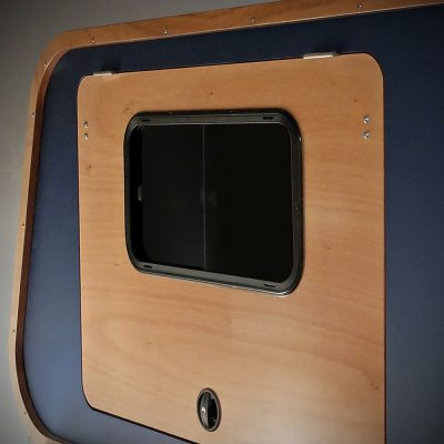 Carapate Aventure - Mini Caravane avec protection UV